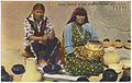 Pottery makers at San Ildefonso Pueblo, New Mexico.jpg