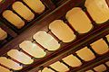 Prague Praha 2014 Holmstad U Fleku Nove Mesto Beer Hall ølhall roof ceiling tak takmønster.jpg