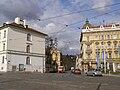 Praha, Malá Strana, Klárov, Nábřeží E. Beneše 01.jpg