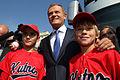 Premier spotkał się z młodzieżową drużyną baseballa (6169918528).jpg