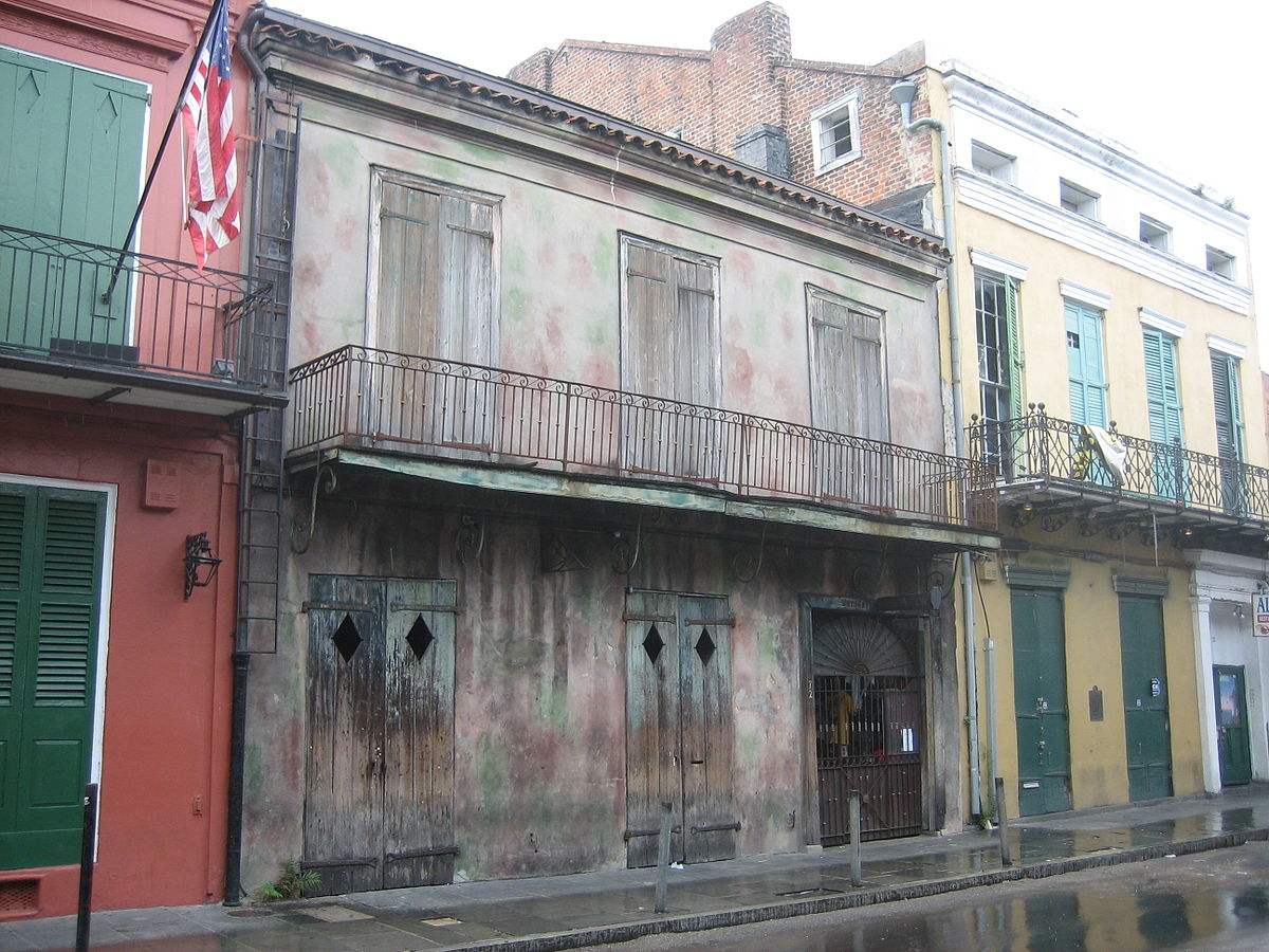 Preservation Hall Wikip 233 Dia