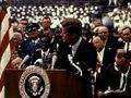 File:President Kennedy's Speech at Rice University.ogv