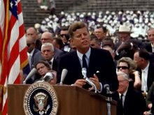 File:President Kennedy's Speech at Rice University.ogv