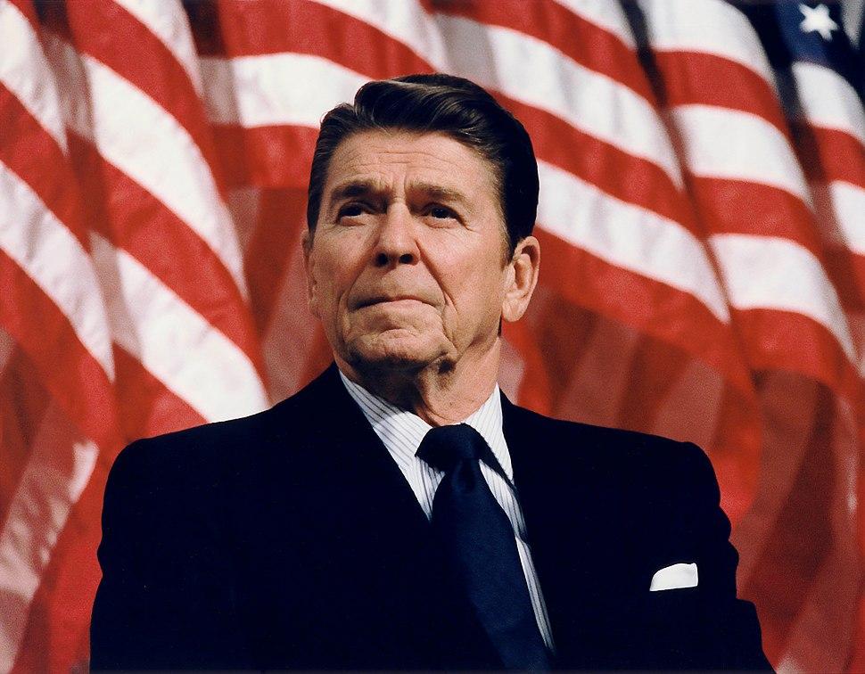 President Reagan speaking in Minneapolis 1982.jpg