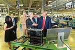 President Trump Tours the Apple Manufacturing Plant (49100681517).jpg