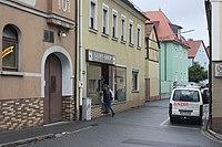 Pressath, the western part of the Schulstraße.JPG