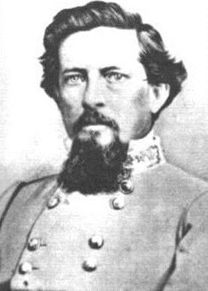 154th Tennessee Infantry Regiment - Col. Preston Smith, first commander of the 154th Infantry
