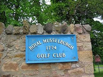 Royal Musselburgh Golf Club - Image: Prestongrange House 06