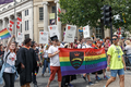 Pride in London 2016 - Middlesex University London LGBT in the parade.png