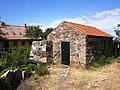 Primitiv Hytte - domek na polu namiotowym - Bastion Księżnej - panoramio.jpg