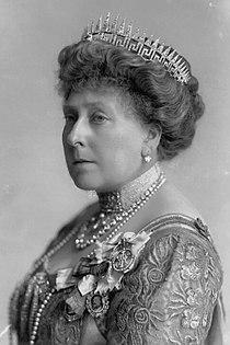 Prinsesse af battenberg regent victoria ægtefælle heinrich af