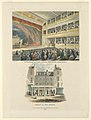 Print, Interior and Exterior of the Little Theater, Haymarket, London, 1815 (CH 18493407).jpg