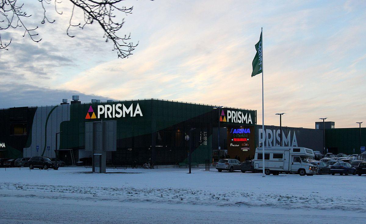 Prisma Linnanmaa Oulu Oulu