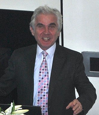 Dublin Institute of Technology - Professor Tom Collins, chair of the DIT Governing Body and former  president of RCSI-Bahrain