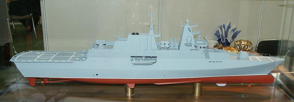 เรือ MEKO A-200 เข้าร่วมชิงชัยในโครงการเรือฟริเกต Type 31e ของกองทัพ