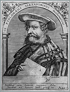 Ptolemy 2nd-century writer and astronomer