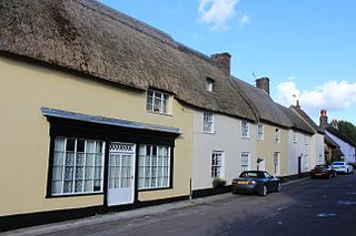 Puddletown Human settlement in England