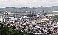 Puerto de Balboa en Panamá.JPG