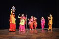 Punjabi Traditional Fashion - Cultural Night - Wiki Conference India - CGC - Mohali 2016-08-05 7359.JPG