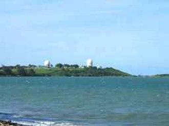 Levittown, Puerto Rico - Punta Salinas as seen from Levittown