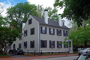 Harvard-Radcliffe Program in Business Administration - Putnam House, 69 Brattle Street, was the headquarters of the program in the 1940s.
