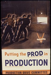 Putting the prod in production. Production Drive Committee - NARA - 534919.jpg