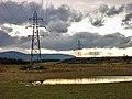 Pylons at Cullerlie - geograph.org.uk - 1021290.jpg