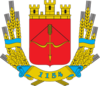 Coat of arms of Pyriatyn