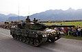 Pz 87 Leopard - Seite - Schweizer Armee - Steel Parade 2006.jpg