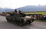 Pz 87 Leopard - Seite - Schweizer Armee - Steel Parade 2006