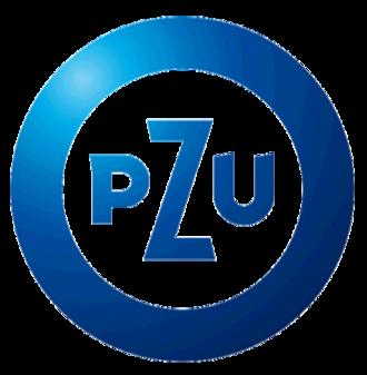 Powszechny Zakład Ubezpieczeń - Image: Pzu newlogo