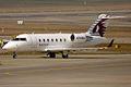 Qatar Executive, A7-CEA, Canadair CL605 Challenger (16270820609).jpg