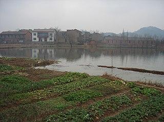 湖北蘄春鄉間(轉載自維基百科)