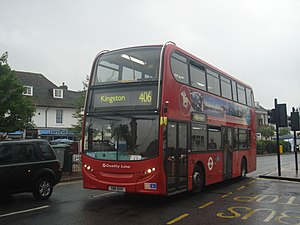 London Buses route 406 - Wikipedia
