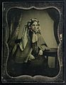 Quarter plate ambrotype of a girl - on black background (8511129640).jpg
