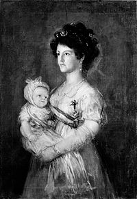 Queen of Etruria Maria Luisa with her son Charles Louis.jpg