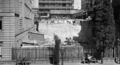 Queensland State Archives 1598 Anzac Square State Government Building Preparatory work 5th and 6th units April 1951.png