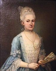 Portrait de Matilde Querini da Ponte