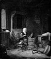 Quiringh Gerritsz van Brekelenkam - The Spinner's Meal - KMS2068 - Statens Museum for Kunst.jpg
