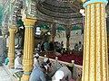 Qutbuddin Bakhtiyar Kaki's tomb.jpg