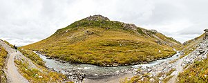Río Savage, Parque nacional y reserva Denali, Alaska, Estados Unidos, 2017-08-29, DD 88-93 PAN.jpg