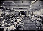 """R.M.S.P. """"Avon"""", 1st Class Dining Saloon, MON 1909.jpg"""
