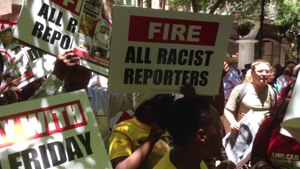 File:R2K Dasnois protest in Cape Town.webm