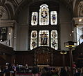 RA Summer Exhibition 2015, Varnishing Day, artists' service in St James, Piccadilly.jpg