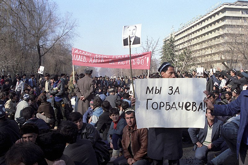 File:RIAN archive 699862 Dushanbe riots, February 1990.jpg