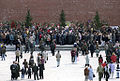 RIAN archive 807995 People at Tomb of Unknown Soldier by Kremlin Wall on Victory Day.jpg