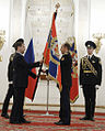 RIAN archive 826952 Presentation ceremony of FSB banner, Kremlin.jpg
