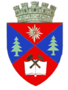 Coat of arms of Petroșani