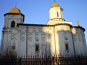 RO , IS , Iaşi , Saints Theodore Church.JPG
