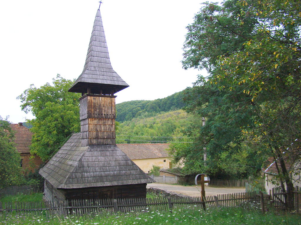 Biserica de lemn din Groșii Noi, monument istoric
